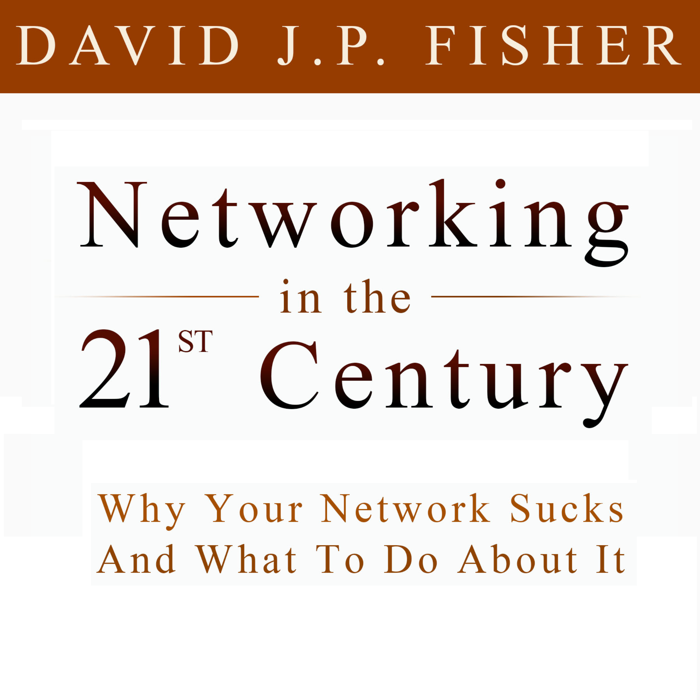 Audiobook Networking Cover24002