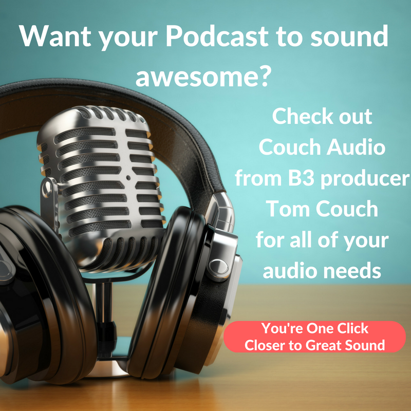 Want your Podcast to sound awesome_